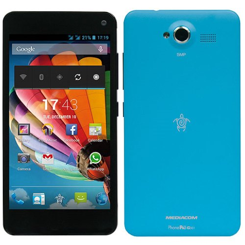 Nuovo PhonePad G501: entry level colorato e prestazionale