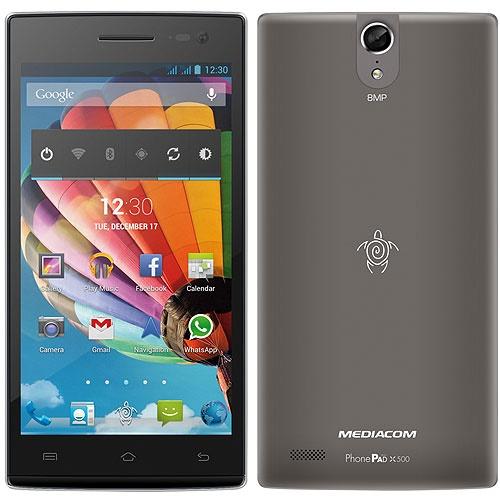 PhonePad X500: aggiornamento