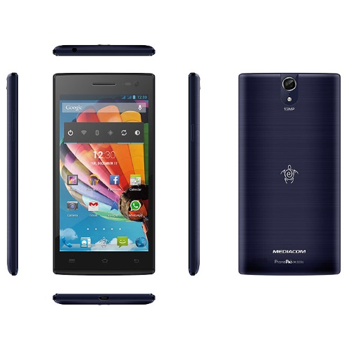 Aggiornamento 4.4 per PhonePad X500 / X500U