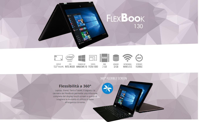 Mediacom Flexbook 130
