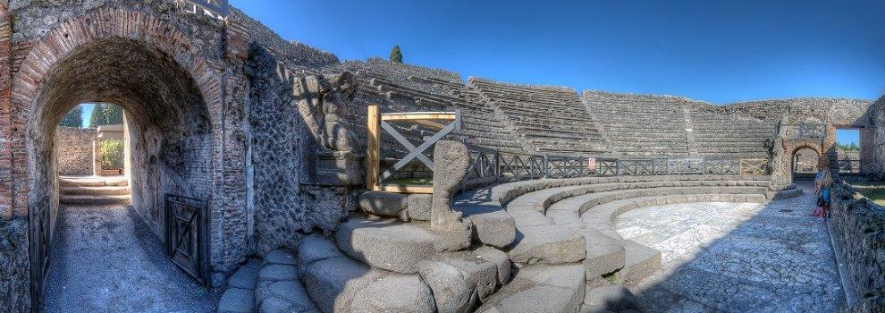 Visita Pompei.