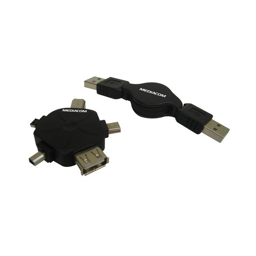 Multi Adattore USB 5 In 1