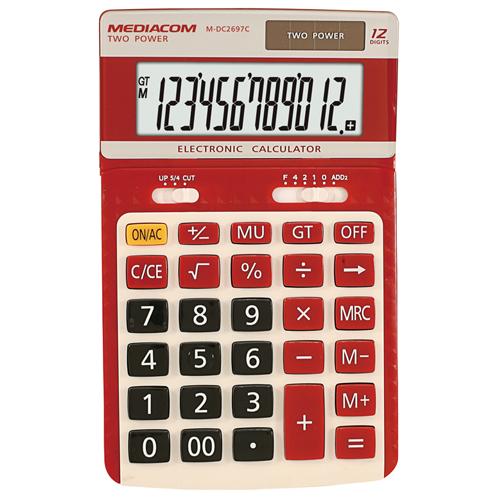 Calcolatrice da tavolo Reclina Trendy