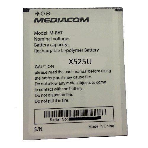 Batteria X525U