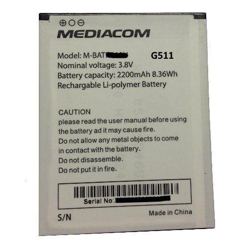 Batteria Mediacom G511