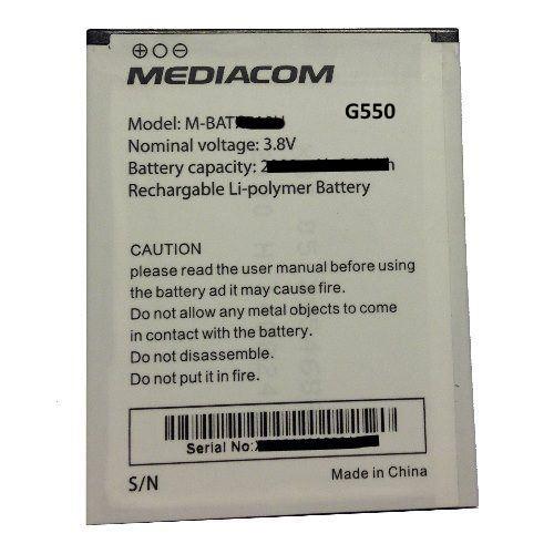 Batteria PhonePad G550