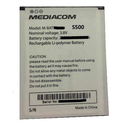 Batteria PhonePad S500