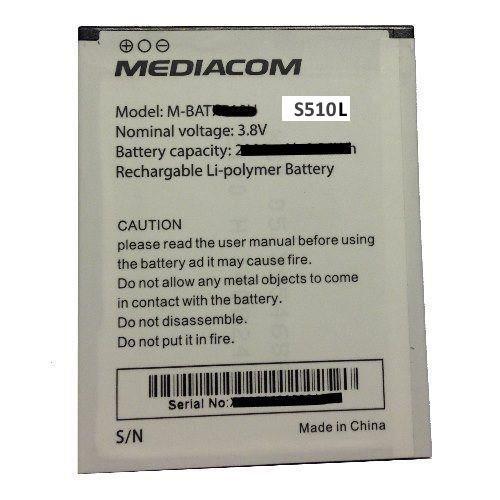 Batteria Mediacom S510L