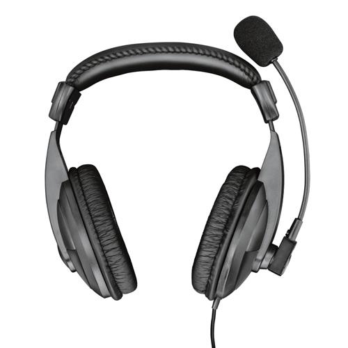 Cuffie Stereo con Microfono AP965
