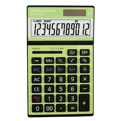 Calcolatrice da tavolo Reclina Green