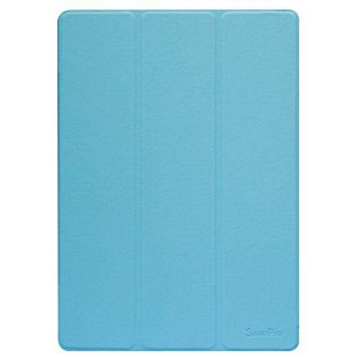 FlipCase 10.1 S4 3G Azzurra
