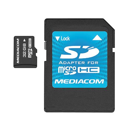 2 IN 1 SD / microSD UHS-1 32 GB