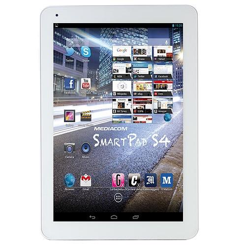 SmartPad 10.1 S4 Bianco