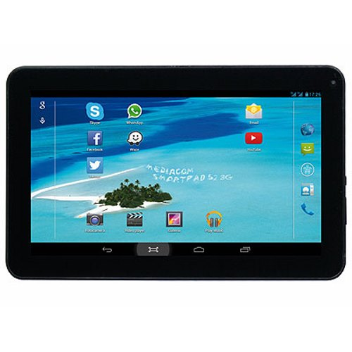 SmartPad 10.1 S2 3G Nero