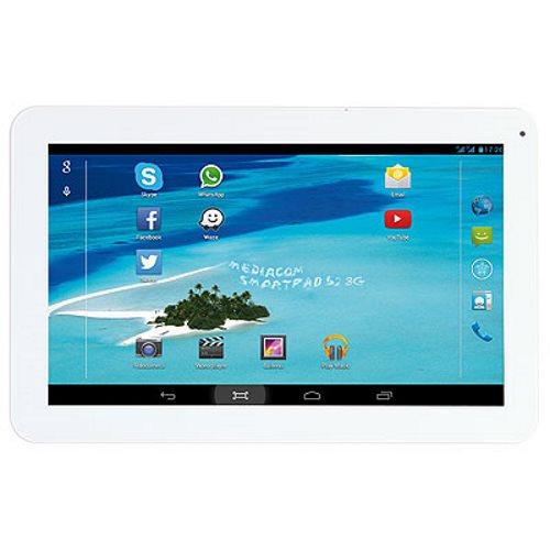 SmartPad 10.1 S2 3G Bianco