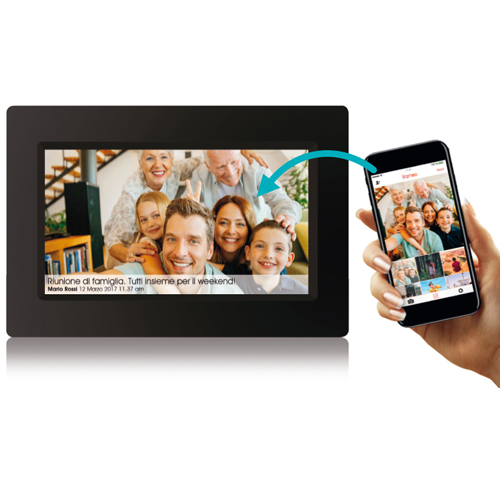 Social Photo Frame WI-FI