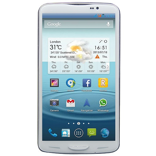 PhonePad Duo S650 Bianco