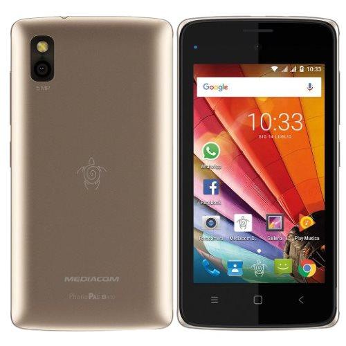 Mediacom PhonePad B400 Gold
