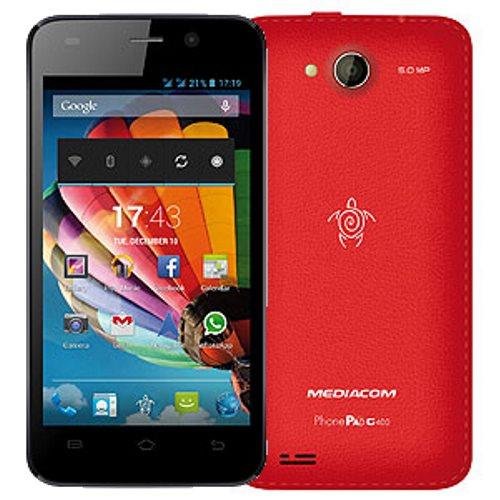 PhonePad Duo G400 Rosso