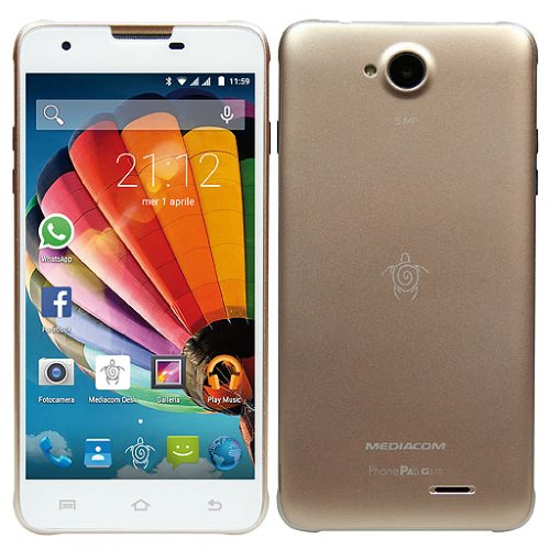 PhonePad Duo G510 Gold