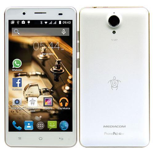 Mediacom PhonePad G511 Gold 4G