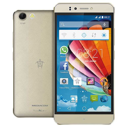 PhonePad Duo S531 Gold