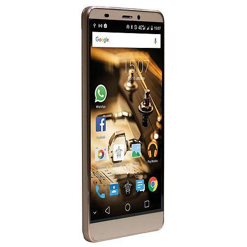 Mediacom PhonePad S552U Gold