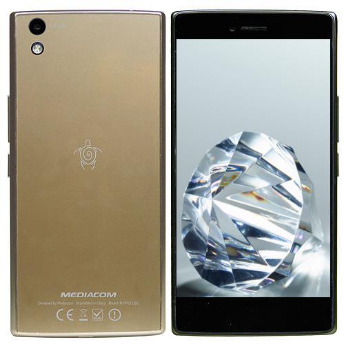 Mediacom PhonePad X530U Gold