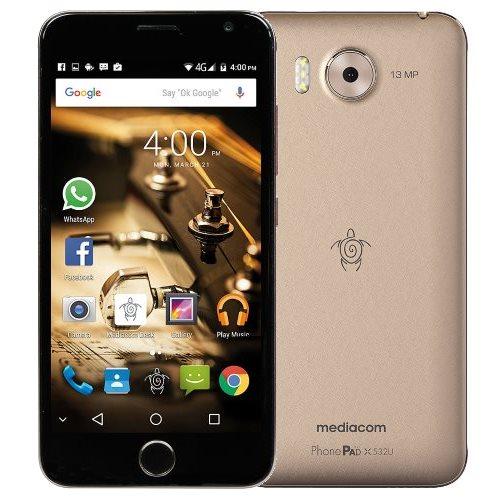 Mediacom X532U 4G Gold