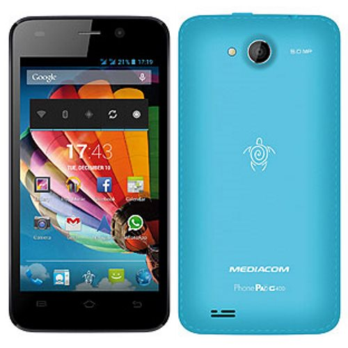 PhonePad Duo G400 Sky Blu