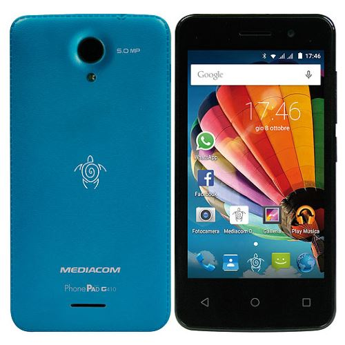 Mediacom Phonepad G410 Blu
