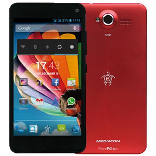 PhonePad Duo G501 Rosso