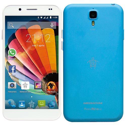 Mediacom PhonePad  G512 Blu