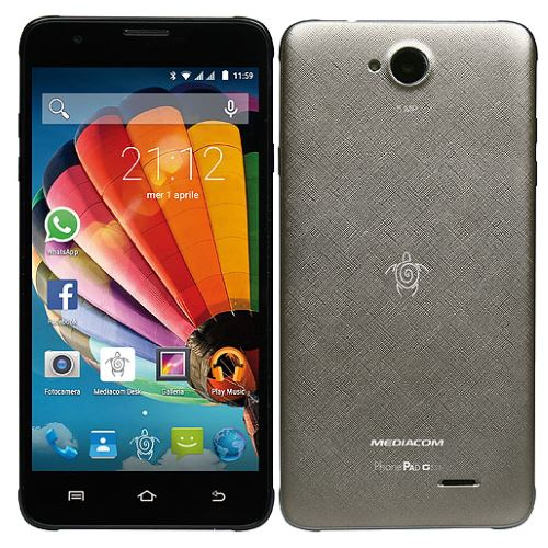 Mediacom PhonePad G551 Grey