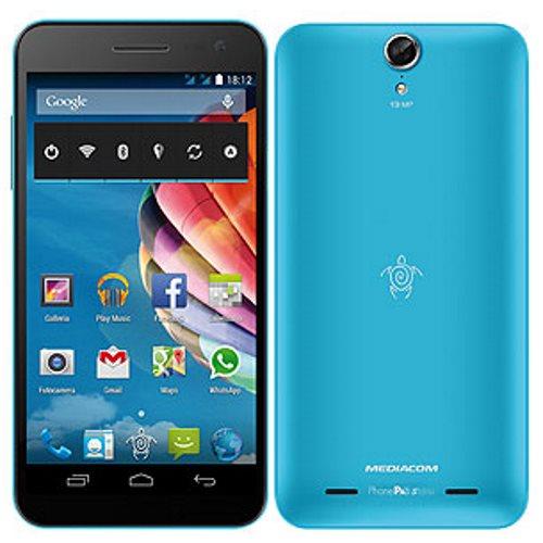 PhonePad Duo S551U Azzurro
