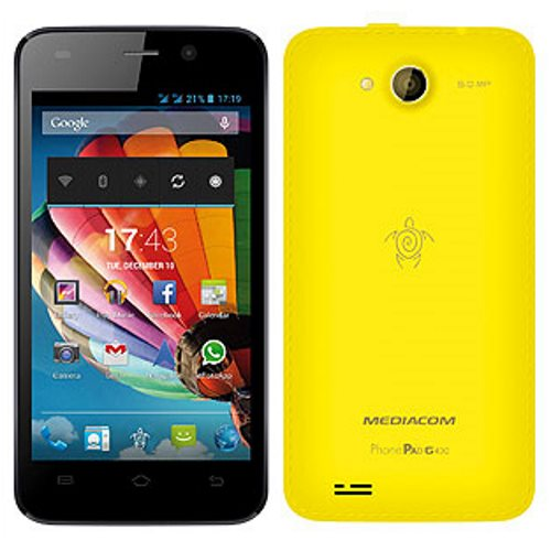 PhonePad Duo G400 Giallo
