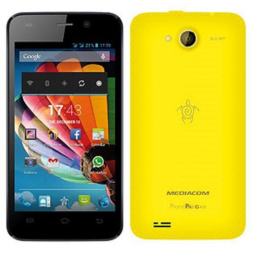 PhonePad Duo G400 Giallo