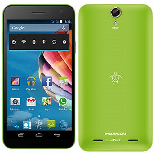 PhonePad Duo S551U Verde