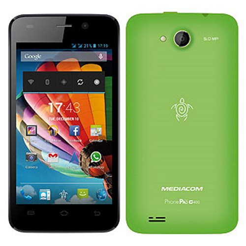 PhonePad Duo G400 Verde