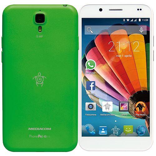 Mediacom PhonePad  G512 Verde