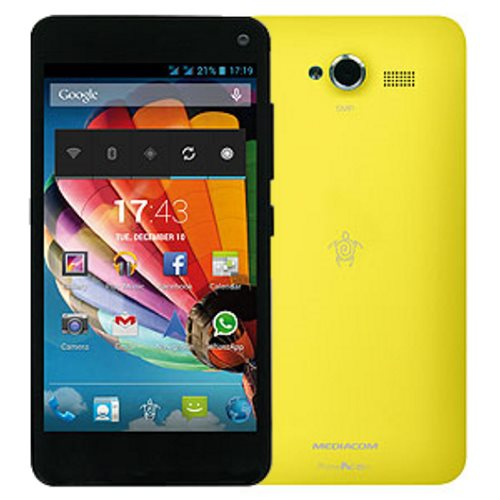 PhonePad Duo G501 Giallo