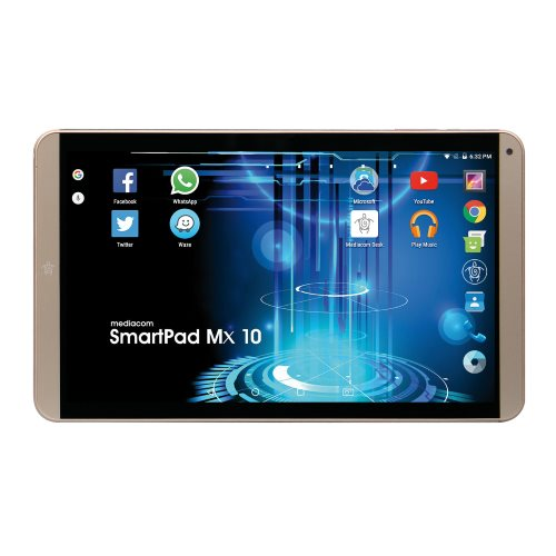 SmartPad Mx 10 Gold