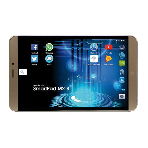 SmartPad Mx 8 Gold