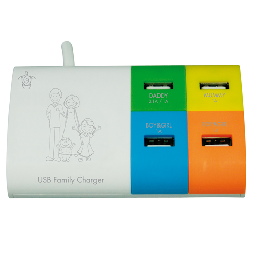 USB Family Charger