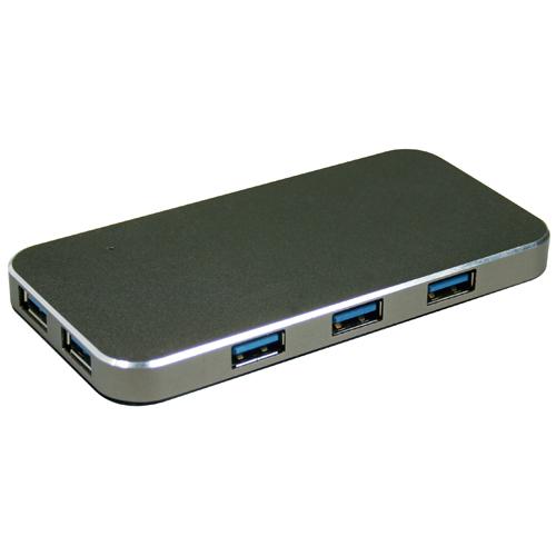 HUB USB 3.0 - 7 porte alimentato