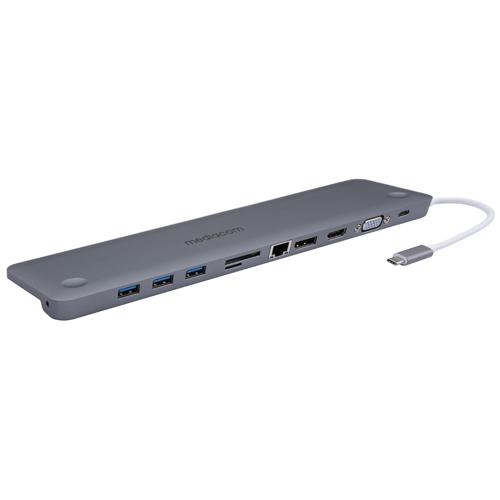 Docking station DESKTOP USB-C TO HDMI E SMART READER
