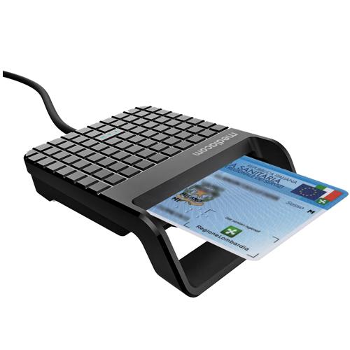 USB 2.0 Lettore Smart Card