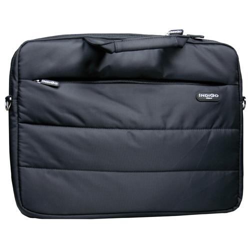 IndiGo Computer Bag Torino Black 13.3