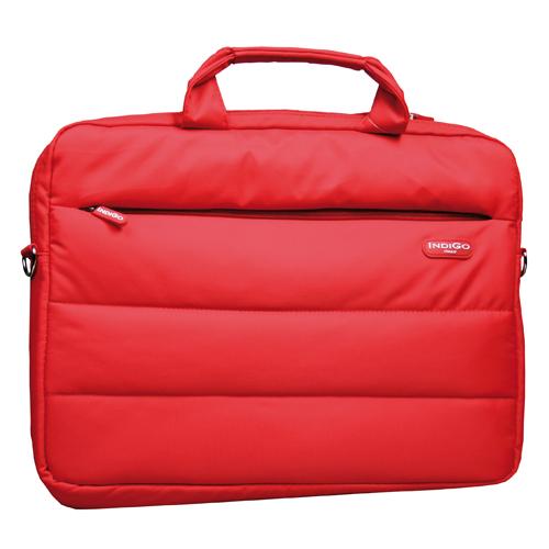 IndiGo Computer Bag Torino Red 13.3