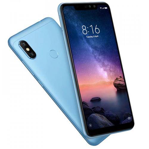 Xiaomi Redmi Note 6 Pro Blue 4+64 GB